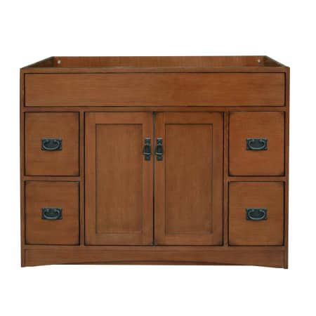 Sunny Wood Mo4821d Craftsman Mission Oak 48 Quot Vanity