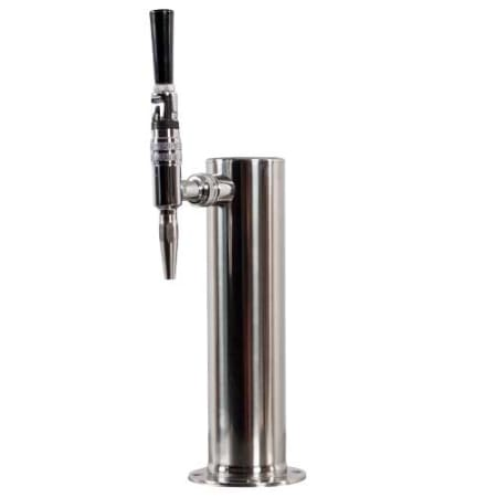 Taprite Stainless Draft Beer Tower w/ Stout Faucet
