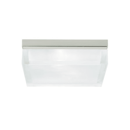 Tech Lighting 700bxls Led3 Satin Nickel Boxie Single Light