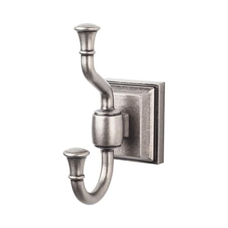 Top Knobs Stk2ap Antique Pewter Stratton Collection Double