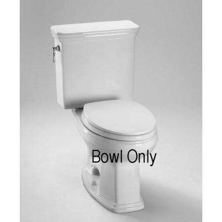 Toto C423ef 03 Bone Eco Promenade Round Front Toilet Bowl