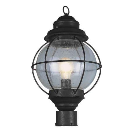 A Large Image Of The Trans Globe Lighting 69905 Black