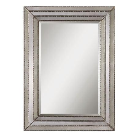 Uttermost 14465 Burnished Silver Seymour Mirror