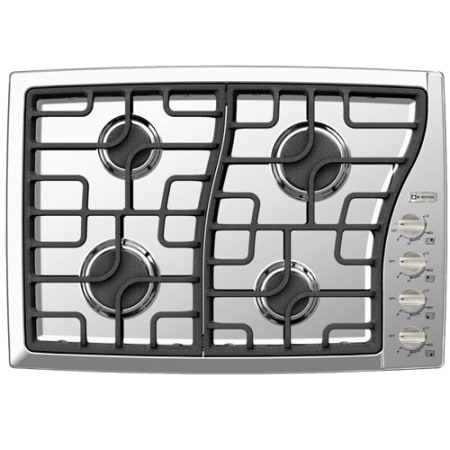 30 Inch Gas Cooktop Side Control