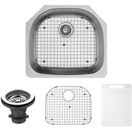 Vigo VG2421K1 Kitchen Sink - Build.com