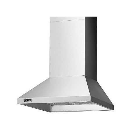 Viking Rvch330ss Stainless Steel 460 Cfm 30 Inch Wide Wall