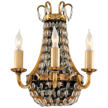 Visual Comfort Chd 1409ab Sg Antique Burnished Brass Paris