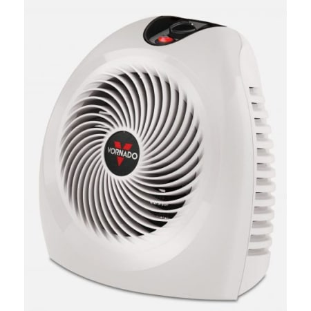 1500 Watt 120 Volt Portable Fan Forced Electric Heater With Thermostat