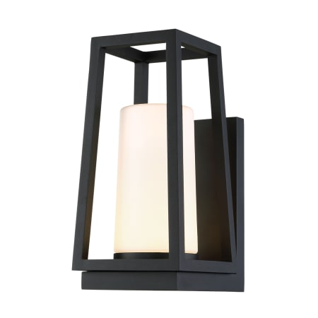 A Large Image Of The Wac Lighting Ws W38714 Black