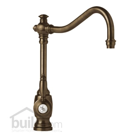 Waterstone 4200 Dab Distressed Antique Brass Annapolis