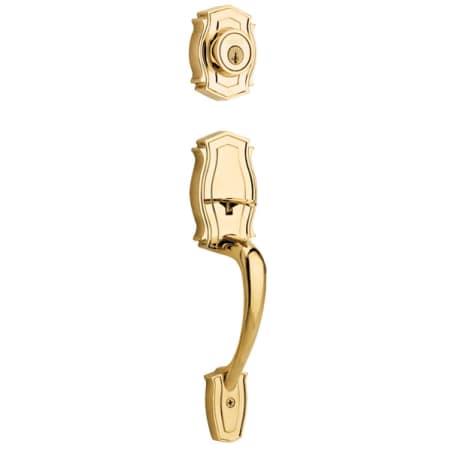 Weiser Lock GA9671H S
