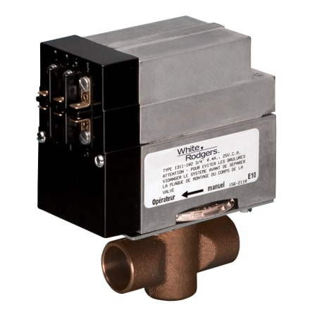 """White-Rodgers W1311102 N/A 3/4"""" 3-Wire Zone Valve ..."""