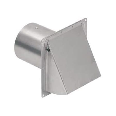 Zephyr Ak00045 Galvanized Steel 10 Inch Round Rain Proof