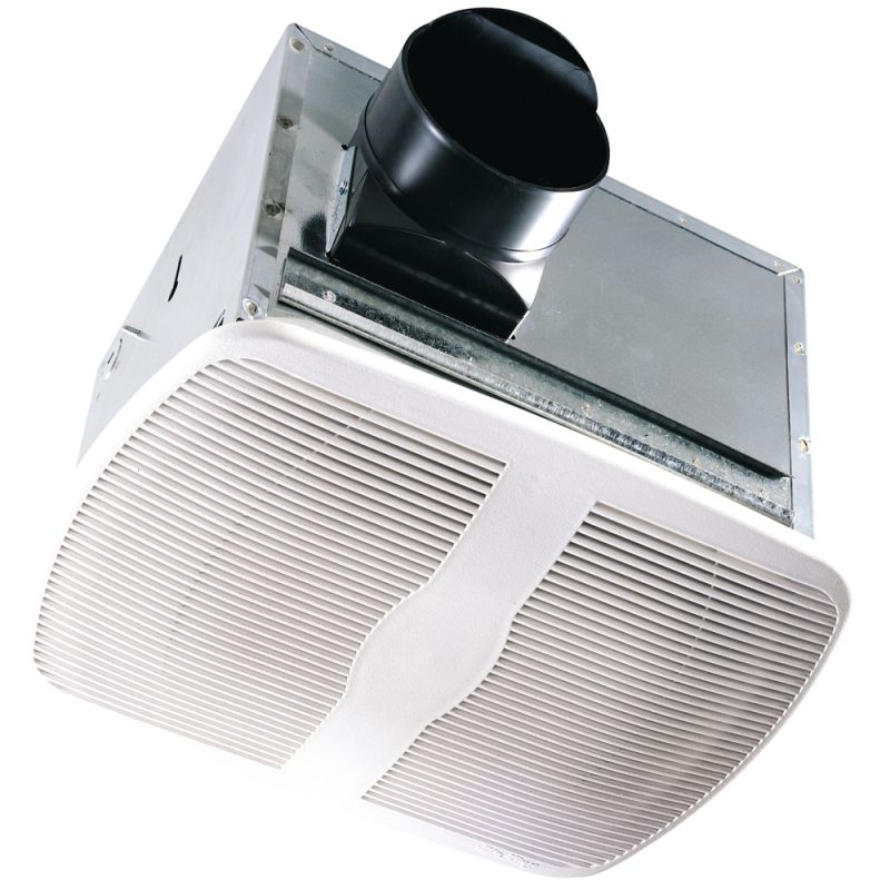 Air King Ak110pn White 100 Cfm 1 5 Sone Ceiling Mounted Energy Star Rated Exhaust Fan Faucet