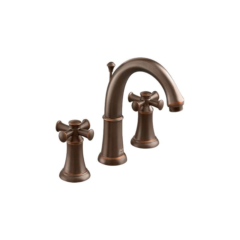 American Standard 7420 821 224 Oil Rubbed Bronze Portsmouth Widespread Bathroom Faucet With Sd Connect Technology