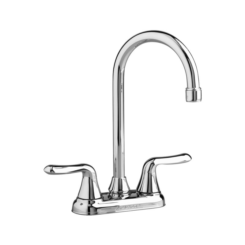 American Standard 2475.500.002 Chrome Colony Soft Bar / Prep Faucet   Faucet .com