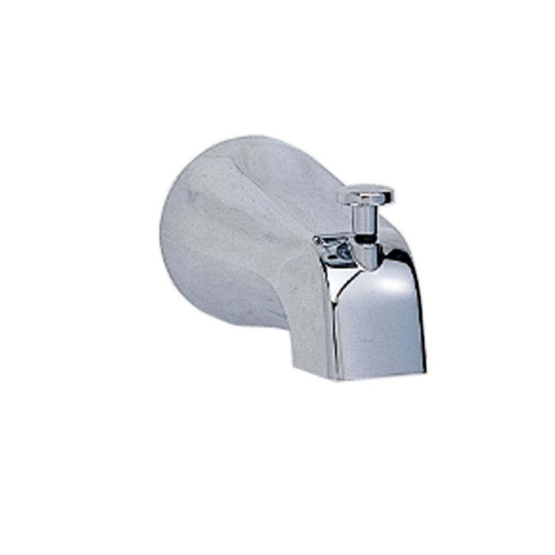 American Standard 8888.026.002 Chrome Slip On Tub Spout With Diverter    Faucet.com
