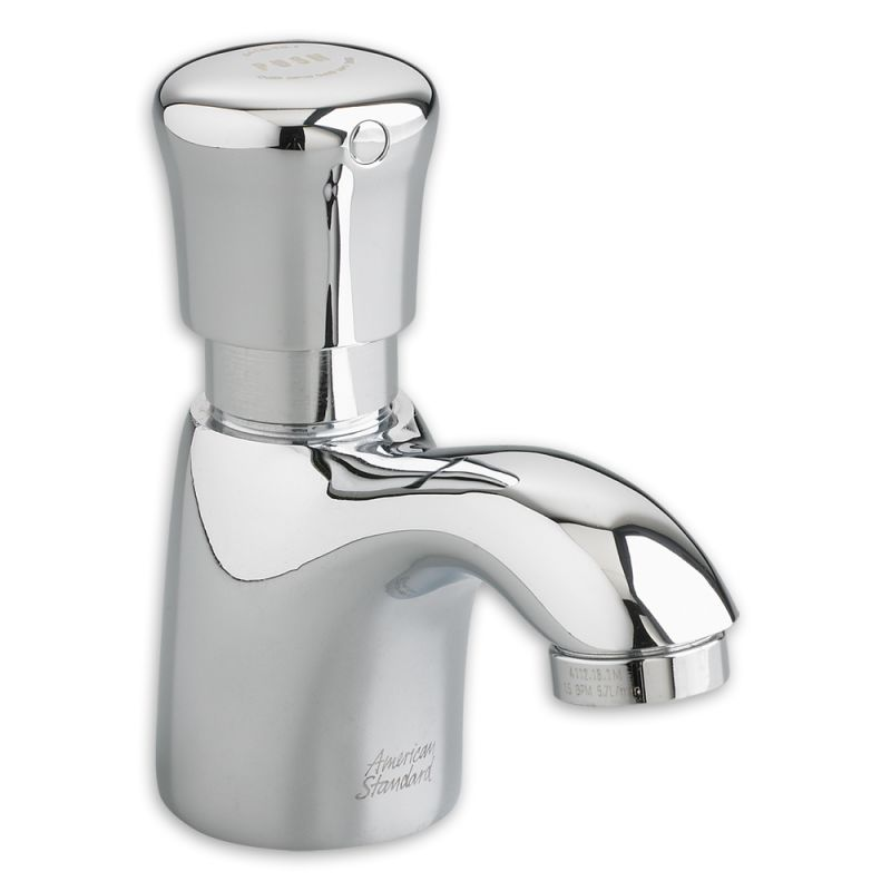 faucet powered com included hole american faucets battery standard chrome with bathroom dc single selectronic