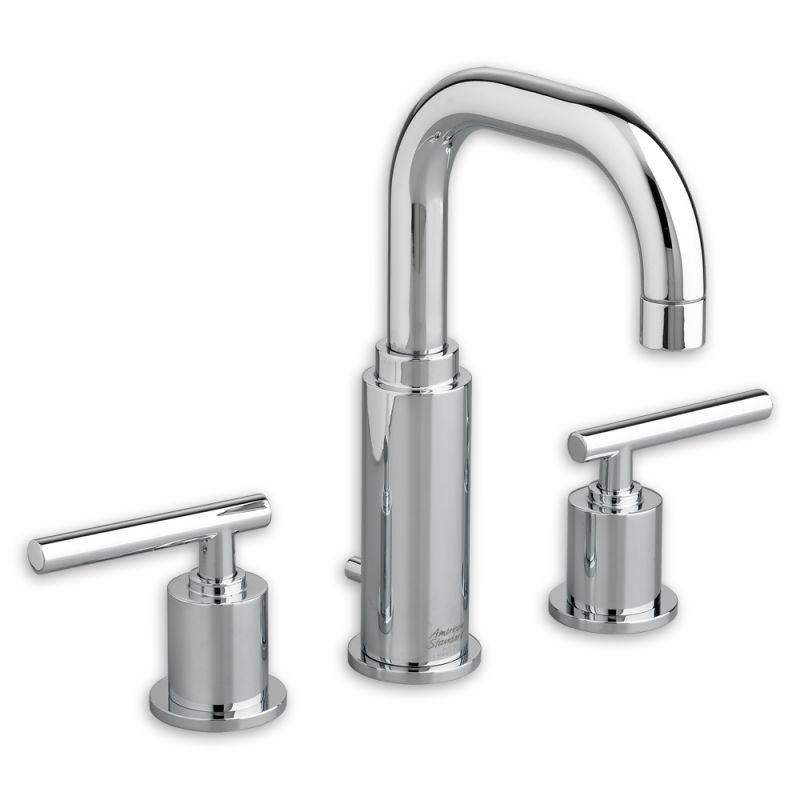 American Standard 2064.831.002 Chrome Serin Widespread Bathroom ...