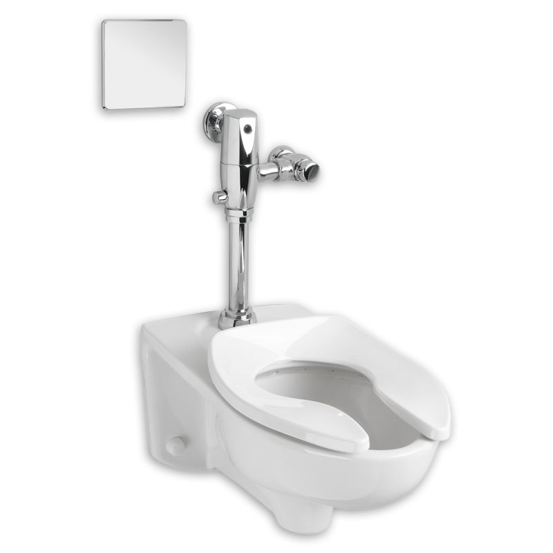 American Standard 2257.716.020 White Afwall Elongated One-Piece ...