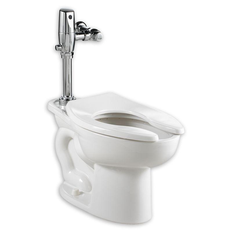 American Standard 2599.001.020 White Madera Elongated Toilet Bowl ...