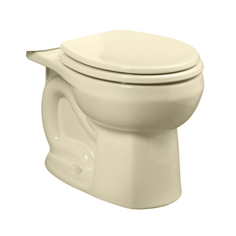 American Standard 3251d 101 021 Bone Colony Round Toilet Bowl Only Faucet Com