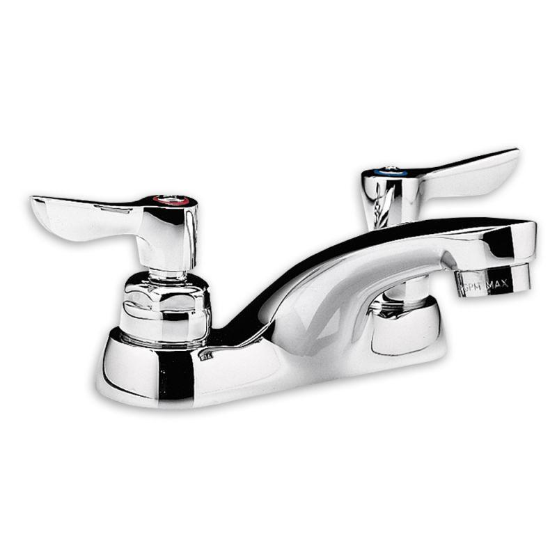 American Standard 5502.145.002 Chrome Monterrey Centerset Bathroom ...
