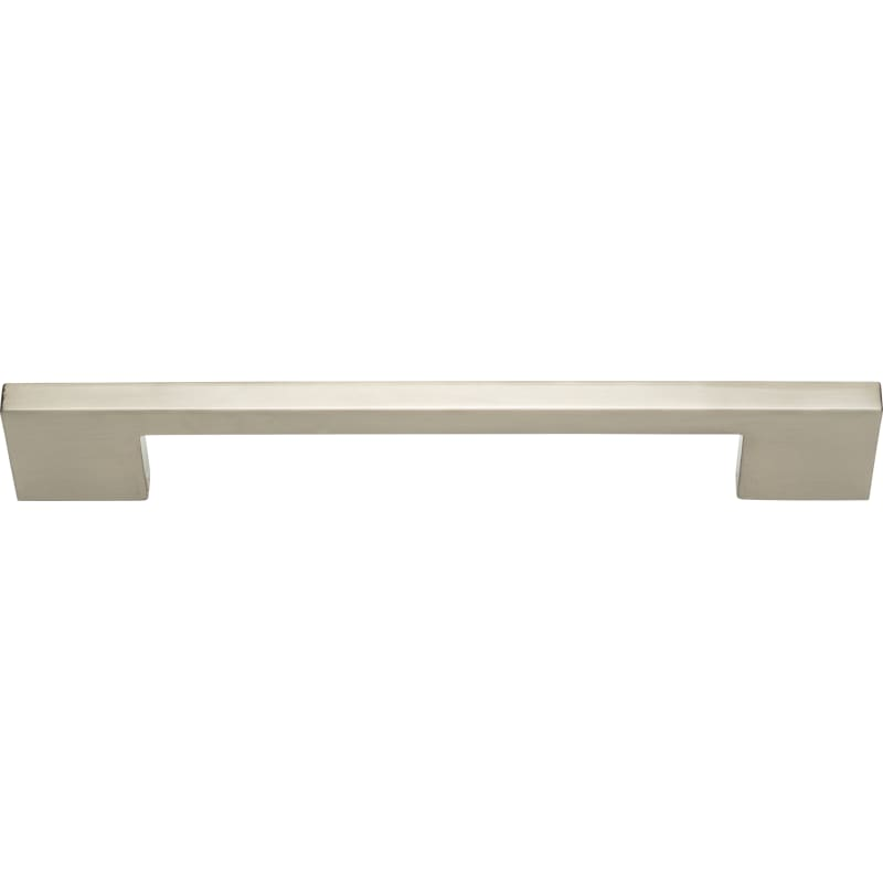 Atlas Homewares A826 Sl Slate Thin Square 7 9 16 Inch Center To Center Handle Cabinet Pull Pullsdirect Com
