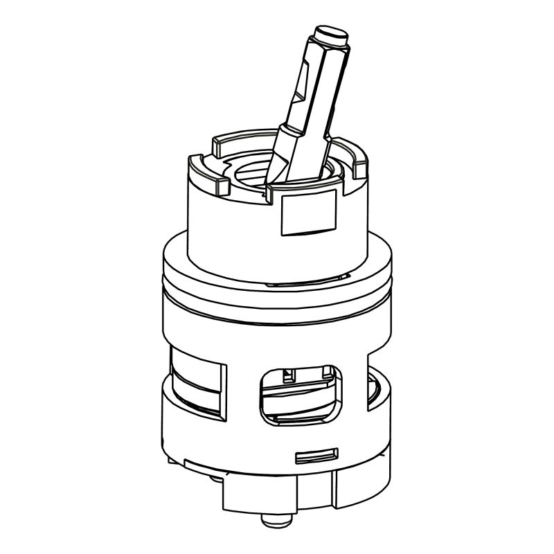 Brizo RP42286 N/A Ceramic Cartridge From The Quiescence Collection   Faucet .com