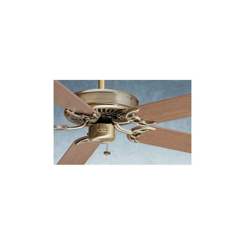 Casablanca 200 9 Classic White Fans Ceiling Indoor From The Airflow Series Lightingdirect Com