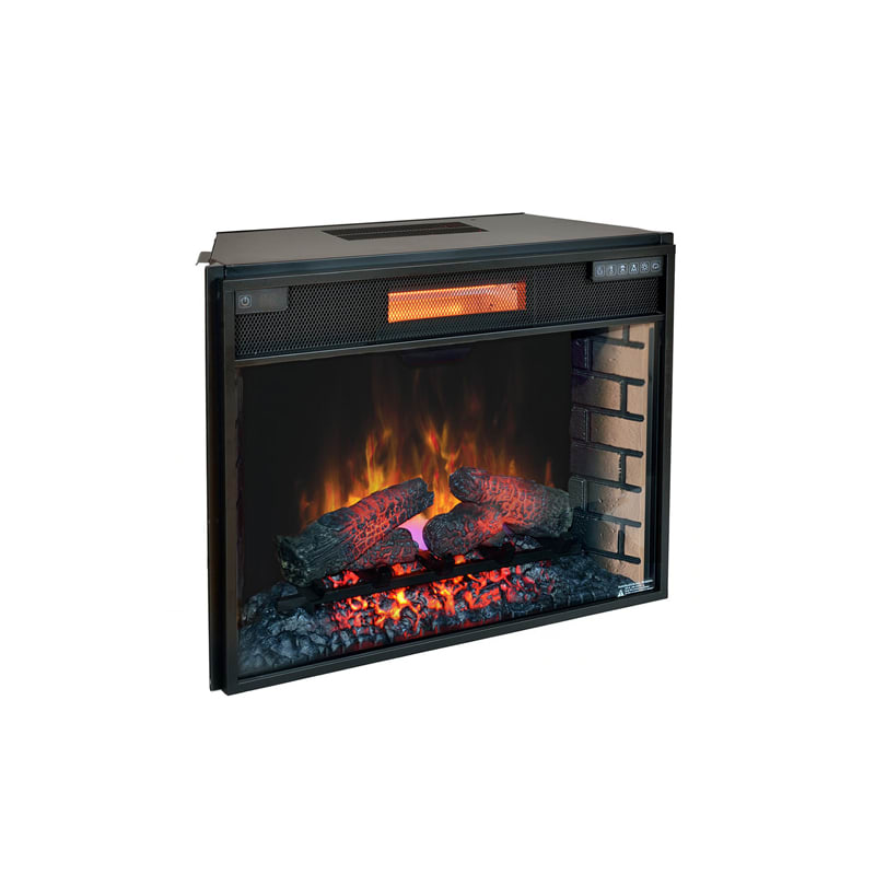 ClassicFlame Infrared Spectrafire Plus insert with Safer Plug - 28 ...