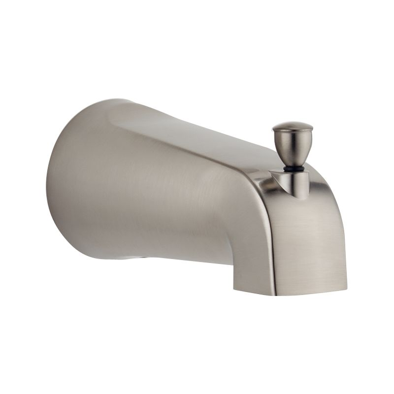 Delta Rp61357bn Brushed Nickel 5 3 8 Diverter Wall Mounted Tub