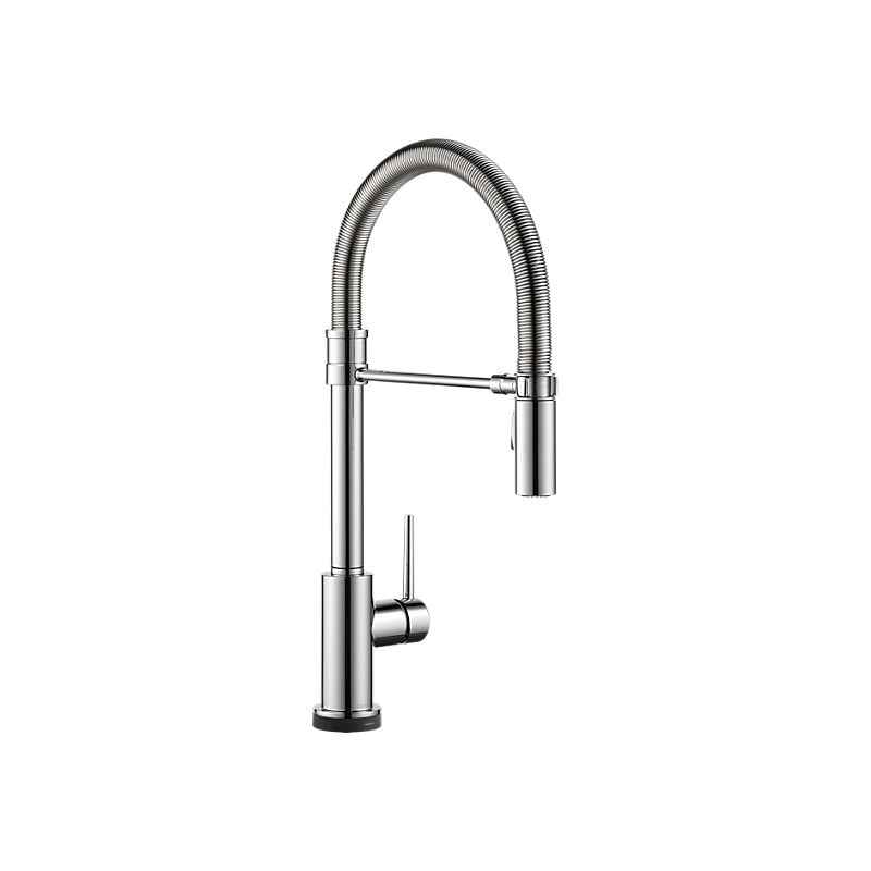 Delta 9659T-AR-DST Arctic Stainless Trinsic Pro Pre-Rinse Pull-Down ...