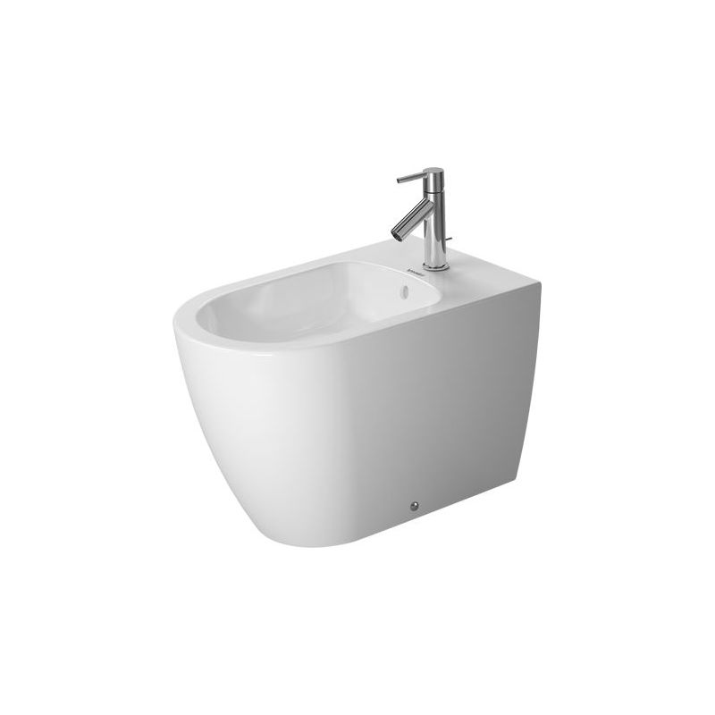Duravit 2289100000 White ME By Starck Wall Mounted Ceramic Bidet ...