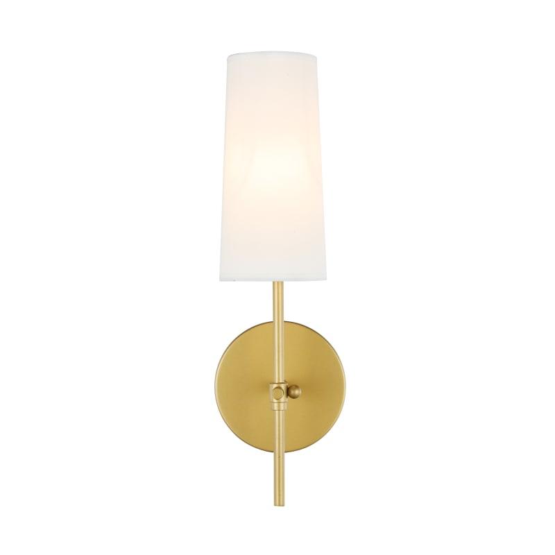 Bathroom Fixtures Indoor Lighting Elegant Lighting LD6004W5BR