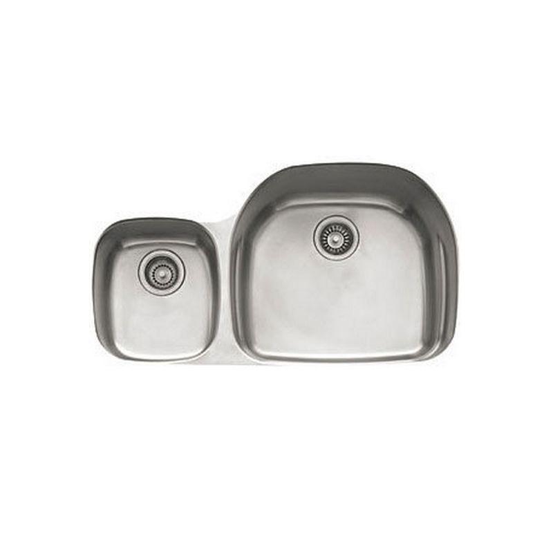 Franke PRX120LH Stainless Steel Prestige 35-5/8\