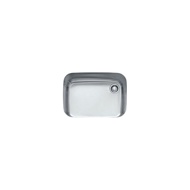 Franke gnx11028 stainless steel euro pro 28 58 single basin franke gnx11028 stainless steel euro pro 28 58 single basin undermount 18 gauge stainless steel kitchen sink faucet workwithnaturefo