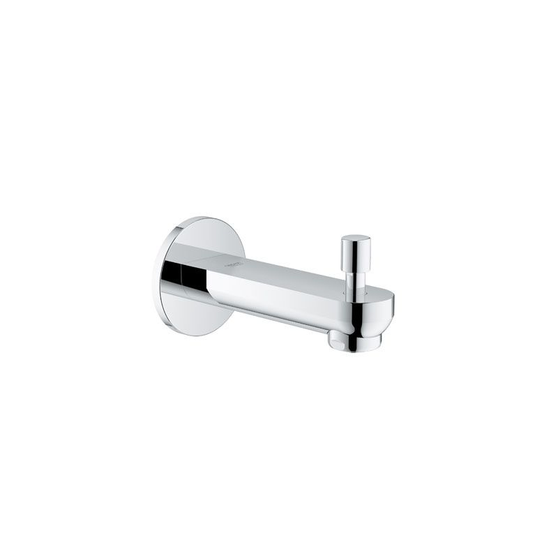 Grohe 13273000 Starlight Chrome Tub Spout with Diverter from the ...