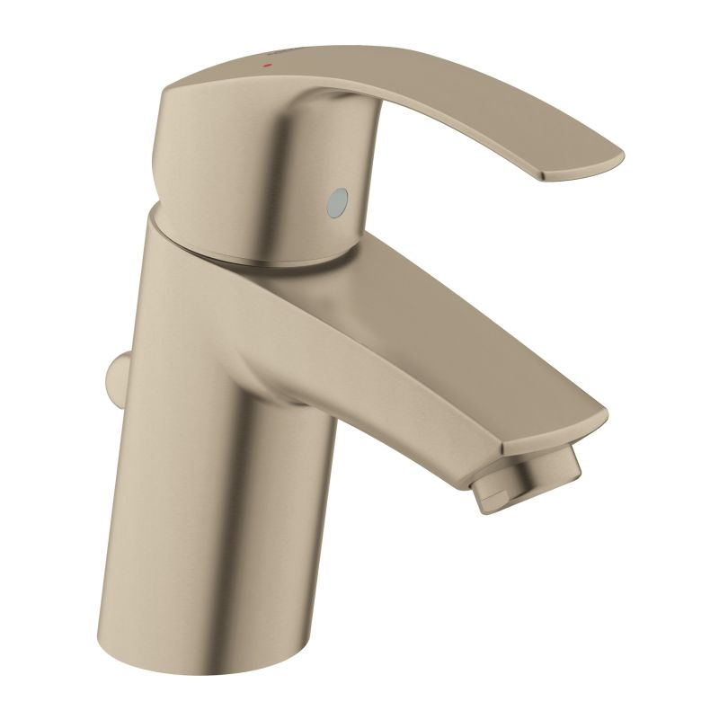 Grohe 32642002 Starlight Chrome Eurosmart New Single Hole Bathroom ...