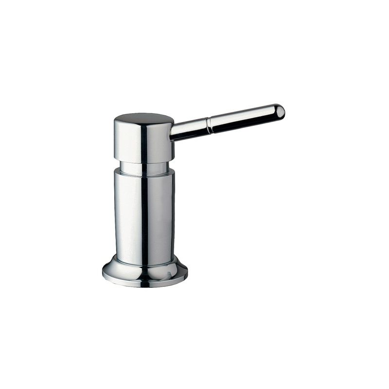 Grohe 28751SD1 Stainless Steel Deluxe XL Soap / Lotion Dispenser   Top Fill  15oz Capacity   Faucet.com