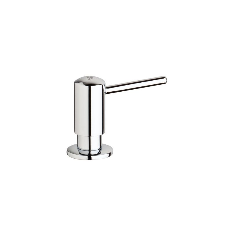Wonderful Grohe 40536DC0 SuperSteel Timeless Soap Or Lotion Dispenser With 15 Ounce  Capacity   Faucet.com