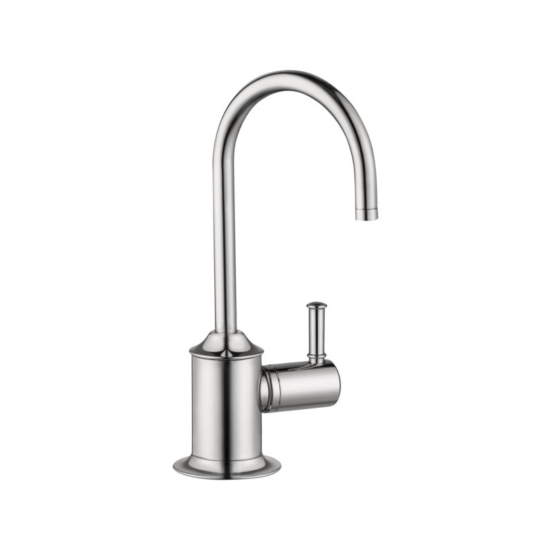 Hansgrohe 04302000 Chrome Talis C Cold Only Beverage Faucet - Less ...