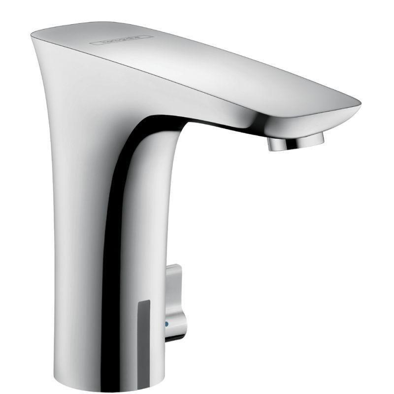 Hansgrohe 15170001 Chrome PuraVida 1.5 GPM Single Hole Bathroom ...