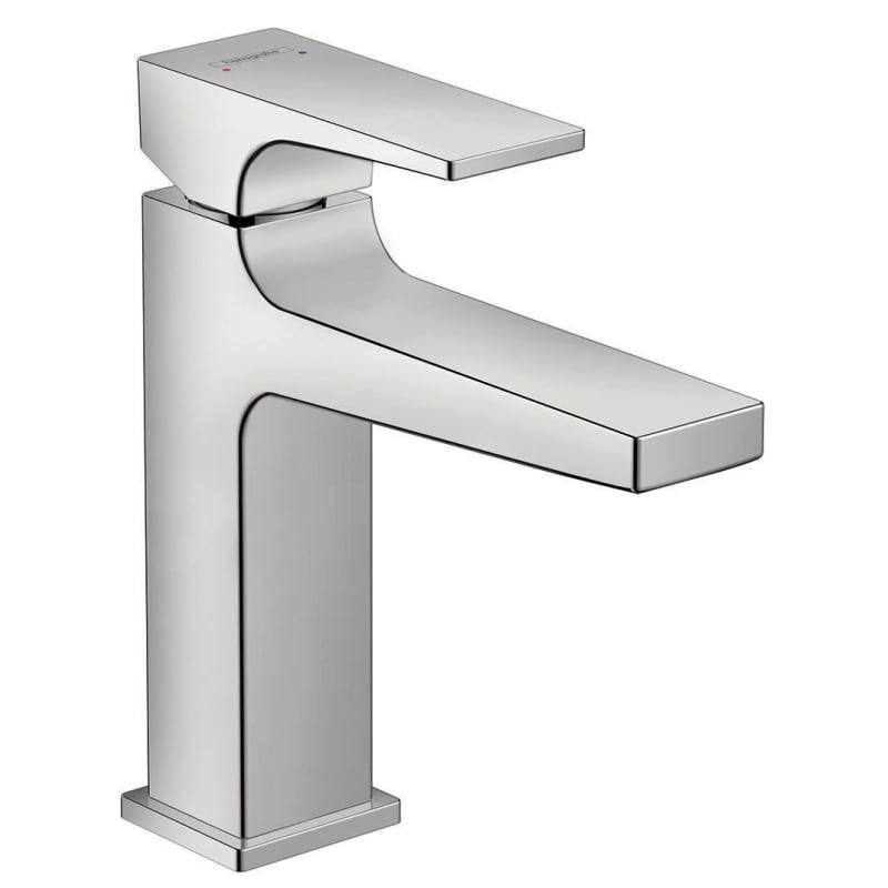 Hansgrohe 32506001 Chrome Metropol 1.2 (GPM) Single Hole Bathroom ...