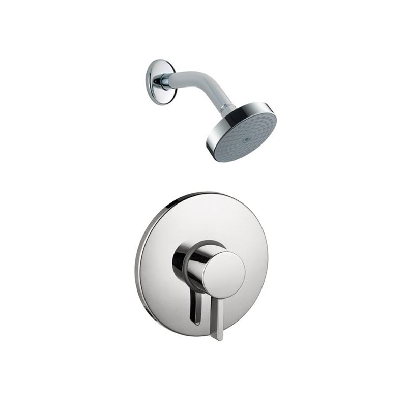 Hansgrohe HG-PB001820 Brushed Nickel S Shower Faucet with Pressure ...