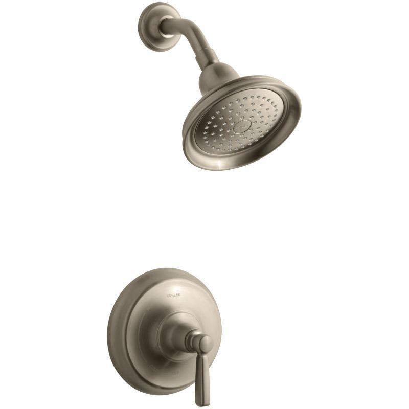 Kohler K T10583 4 Bv Brushed Bronze Single Handle Rite Temp Pressure