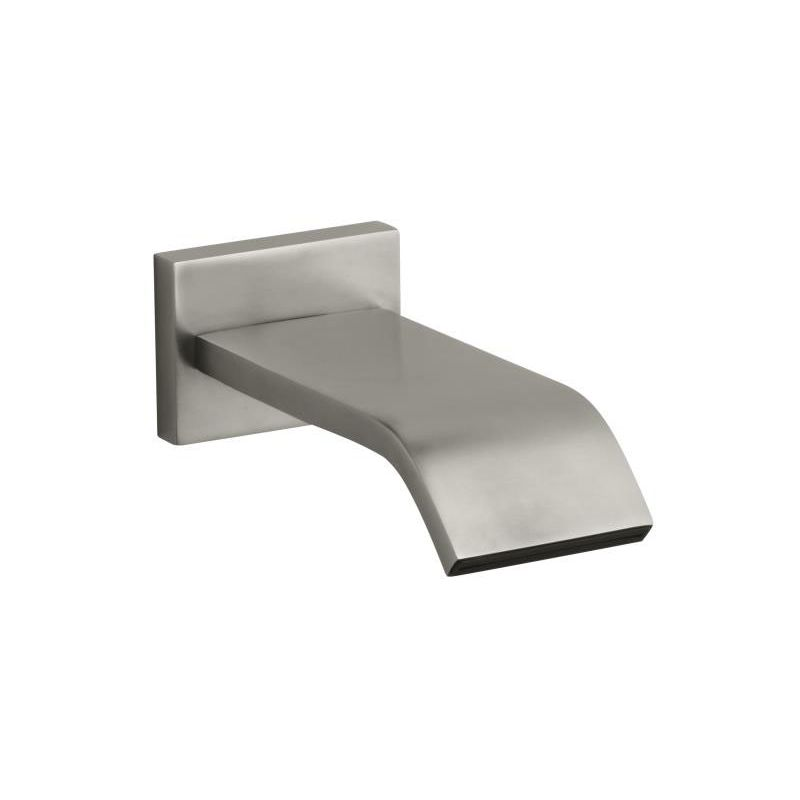 Kohler K 14676 Cp Polished Chrome Wall Mounted Bath Spout From The