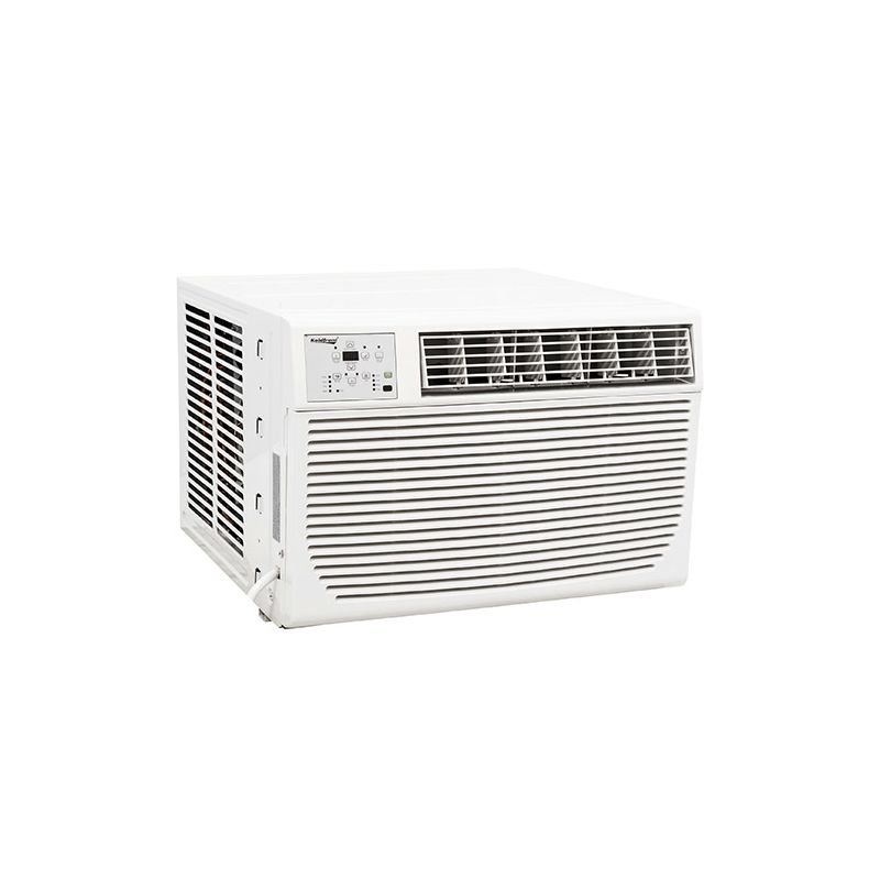 ac and heat window unit. 12000 btu 220v window air conditioner with 11000 heater and remote ac heat unit