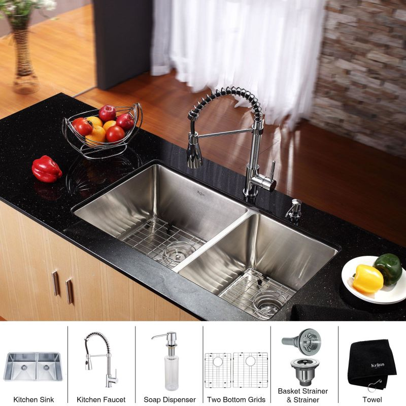 dispenser soap pull handle sinks down single arbor entity brantford sprayer moen price faucet kitchen with faucets