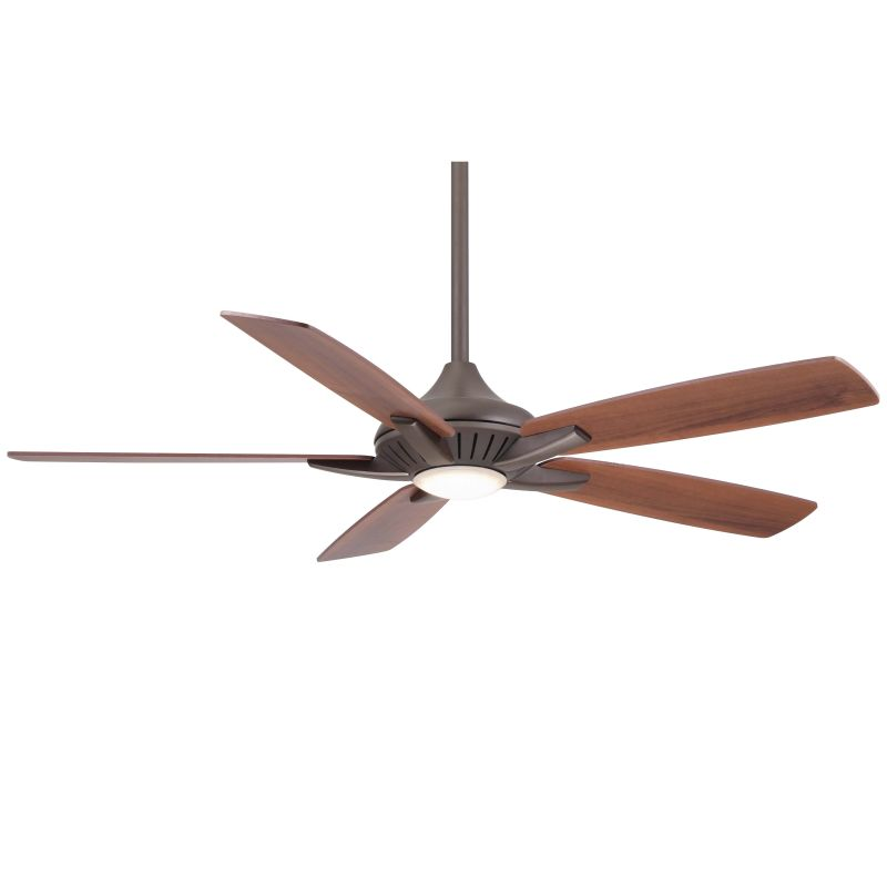 Minkaaire f1000 bn brushed nickel 52 5 blade indoor ceiling fan minkaaire f1000 bn brushed nickel 52 5 blade indoor ceiling fan with integrated led light and remote lightingdirect aloadofball Images
